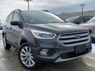 Used 2019 Ford Escape SEL HEATED SEATS, SUNROOF, LEATHER for sale in Midland, ON
