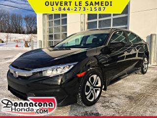 Used 2018 Honda Civic LX *GARANTIE 10 ANS /200 000 KM* for sale in Donnacona, QC