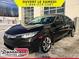 Used 2018 Honda Civic LX *GARANTIE 10 ANS /200 000 KM* for sale in Donnacona, QC