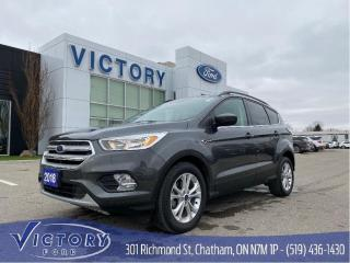 Used 2018 Ford Escape SE, Heated Seats, Bluetooth, Back Up Camera for sale in Chatham, ON