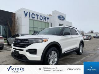 New 2020 Ford Explorer XLT for sale in Chatham, ON