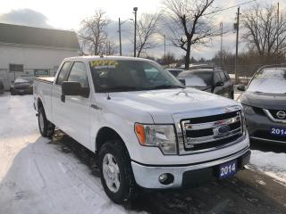 Used 2014 Ford F-150 XLT,Ext.Cab, 4Wheel Drive for sale in St Catharines, ON