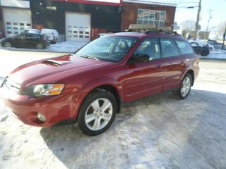 Used 2005 Subaru Legacy 2.5 XT for sale in Montréal, QC