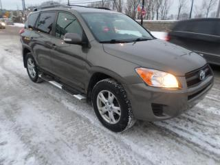 Used 2011 Toyota RAV4 4WD 4dr I4 Base for sale in Montréal, QC