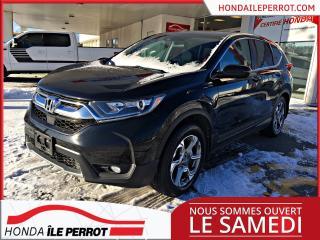 Used 2017 Honda CR-V EX JAMAIS ACCIDENTÉ, UN SEUL PROPRIÉTAIRE for sale in Île-Perrot, QC