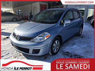 Used 2012 Nissan Versa 1.8S Jamais accidentée , bas km , for sale in Île-Perrot, QC