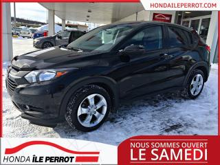 Used 2016 Honda HR-V EX Jamais accidentée ,awd , toit ouvrant , mags , caméra for sale in Île-Perrot, QC