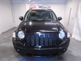Used 2008 Jeep Compass Sport for sale in Ancienne Lorette, QC