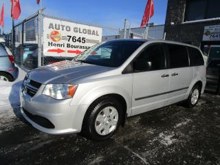 Used 2011 Dodge Grand Caravan Familiale 4 portes SE BAS MILLAGE for sale in Montréal, QC