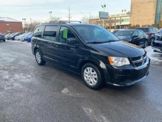 Used 2014 Dodge Grand Caravan SXT Stow and Go for sale in Drummondville, QC