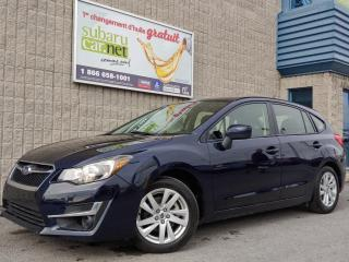 Used 2015 Subaru Impreza Touring*59$/sem*mags*bluetooth*usb for sale in Richelieu, QC