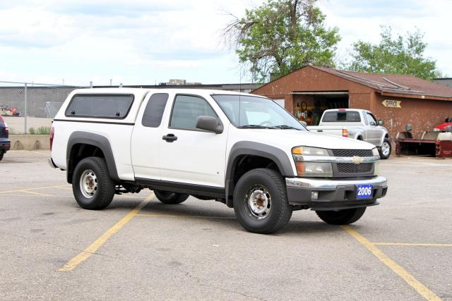 2006 Chevrolet Colorado WINTER SALES EVENT!!! WAS: $6,950 NOW $6,450