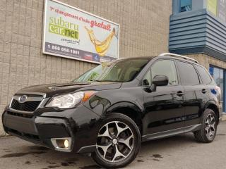 Used 2015 Subaru Forester 2.0xt*touring*79$/sem*turbo*awd for sale in Richelieu, QC