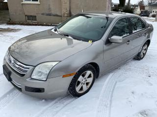 Used 2009 Ford Fusion SE/2.3L/REDUCED/SAFETY INCLUDED/NO ACCIDENT for sale in Cambridge, ON