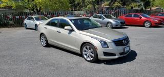Used 2014 Cadillac ATS RWD for sale in Cornwall, ON