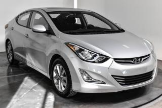 Used 2016 Hyundai Elantra SPORT A/C MAGS TOIT CAMERA for sale in St-Constant, QC