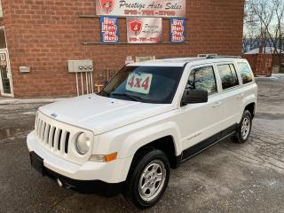 Used 2015 Jeep Patriot North/4X4/2.4L/REDUCED/SAFETY INCLUDED for sale in Cambridge, ON