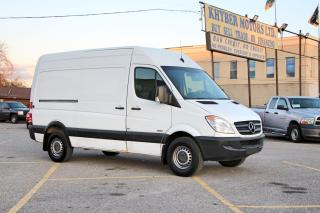 Used 2010 Mercedes-Benz Sprinter High Roof+CERTIFIED+2 YEAR WARRANTY for sale in Brampton, ON