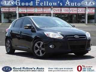Used 2014 Ford Focus SE MODEL, HATCHBACK, 2.0 LITER, HEATED SEATS for sale in Toronto, ON
