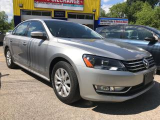 Used 2013 Volkswagen Passat Trendline for sale in Beeton, ON
