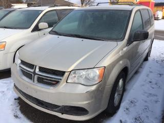 Used 2014 Dodge Grand Caravan SXT for sale in Alliston, ON