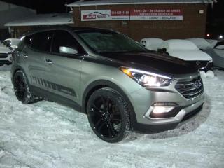Used 2018 Hyundai Santa Fe Sport AWD 22