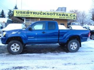 Used 2007 Toyota Tacoma 4x4 for sale in Ottawa, ON