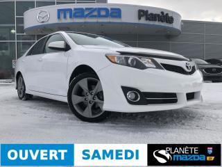 Used 2012 Toyota Camry SE AUTO DEMARREUR CRUISE MAGS BLUETOOTH for sale in Mascouche, QC