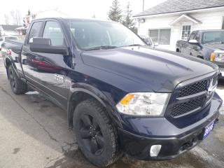 Used 2016 RAM 1500 OUTDOORSMAN QUAD CAB for sale in Fort Erie, ON