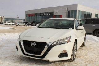 New 2020 Nissan Altima S HEATED SEATS BACK UP CAMERA BLUETOOTH PUSH START BUTTON for sale in Edmonton, AB