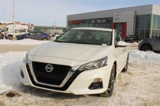 New 2020 Nissan Altima PLATINUM BACK UP CAMERA HEATED SEATS SUNROOF for sale in Edmonton, AB