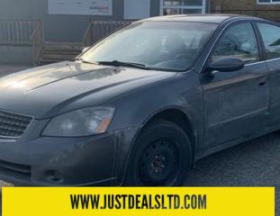Used 2005 Nissan Altima S for sale in Scarborough, ON