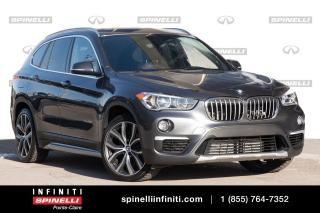 Used 2016 BMW X1 XDrive28i / GPS / TOIT / CAMERA XDrive28i / GPS / TOIT / CAMERA for sale in Montréal, QC