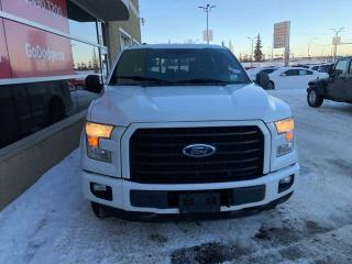 Used 2015 Ford F-150 XLT 4x4 SuperCrew / GPS Navigation for sale in Edmonton, AB