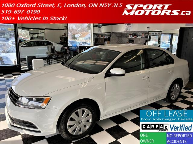 2015 Volkswagen Jetta Trendline+Bluetooth+Camera+Heated Seats+New Brakes