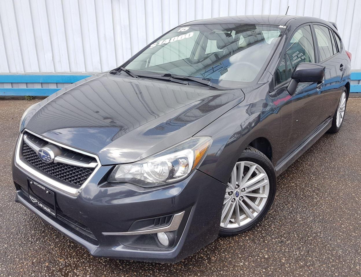 2015 Subaru Impreza 2.0i Sport Wagon
