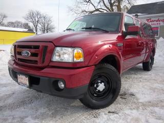 Used 2010 Ford Ranger XLT for sale in Oshawa, ON