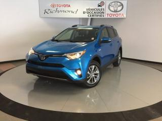 Used 2017 Toyota RAV4 XLE for sale in Richmond, QC