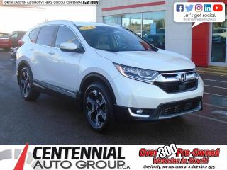 Used 2018 Honda CR-V Touring AWD for sale in Summerside, PE