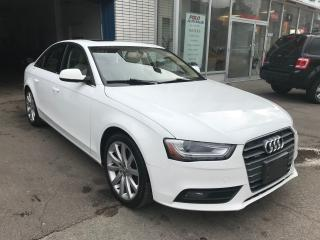 Used 2013 Audi A4 PREMIUM PLUS for sale in York, ON