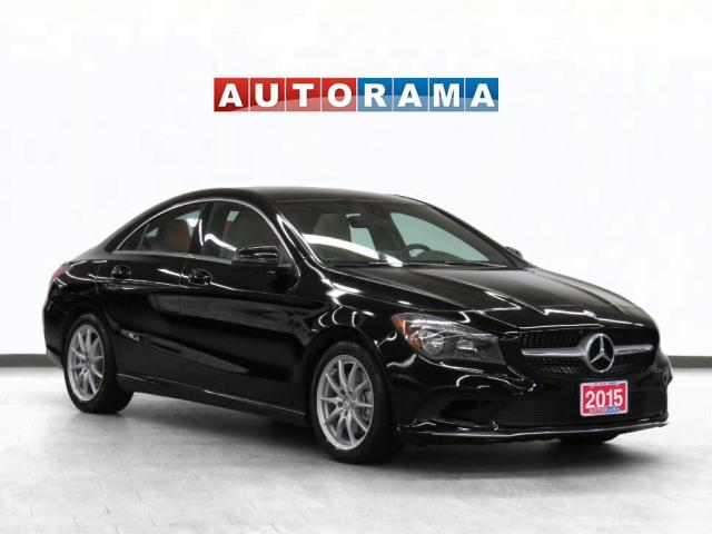 2015 Mercedes-Benz CLA 250 AWD Navigation Leather Panoramic Sunroof