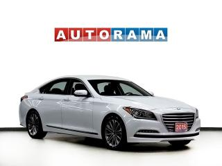 Used 2015 Hyundai Genesis Tech Pkg AWD Nav Leather PanoRoof Backup Cam for sale in Toronto, ON
