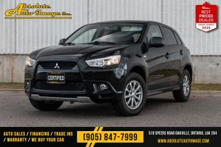 Used 2012 Mitsubishi RVR,Navi,Cam,Bluetooth SE- Nav,Bluetooth,Backup Cam for sale in Oakville, ON