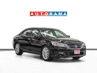 Used 2015 Honda Accord TOURING NAVIGATION LEATHER SUNROOF BACKUP CAM for sale in Toronto, ON