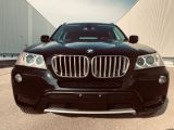 Photo of Black Sapphire Metallic 2014 BMW X3