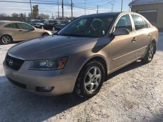 Used 2006 Hyundai Sonata for sale in Terrebonne, QC