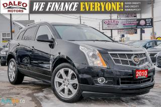 Used 2010 Cadillac SRX 3.0 Performance | BACK-UP CAM | HEATED SEATS | NAV for sale in Hamilton, ON