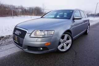 Used 2007 Audi A6 S-LINE - 3.2 AVANT / SUPER RARE / STUNNING COMBO for sale in Etobicoke, ON