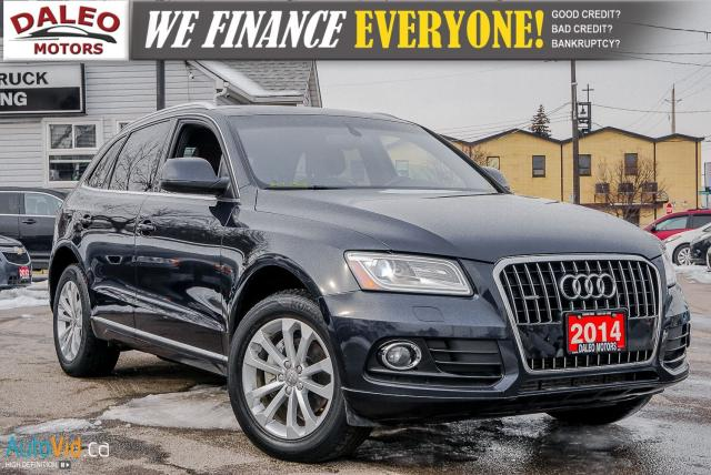 2014 Audi Q5 2.0L Progressive | HEATED SEATS | PANORAMA ROOF |
