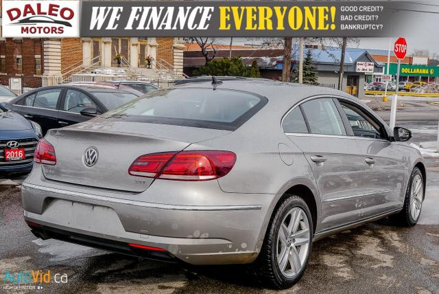 2015 Volkswagen Passat CC Sportline / BACK-UP CAM / HEATED SEATS / BLUETOOTH Photo9